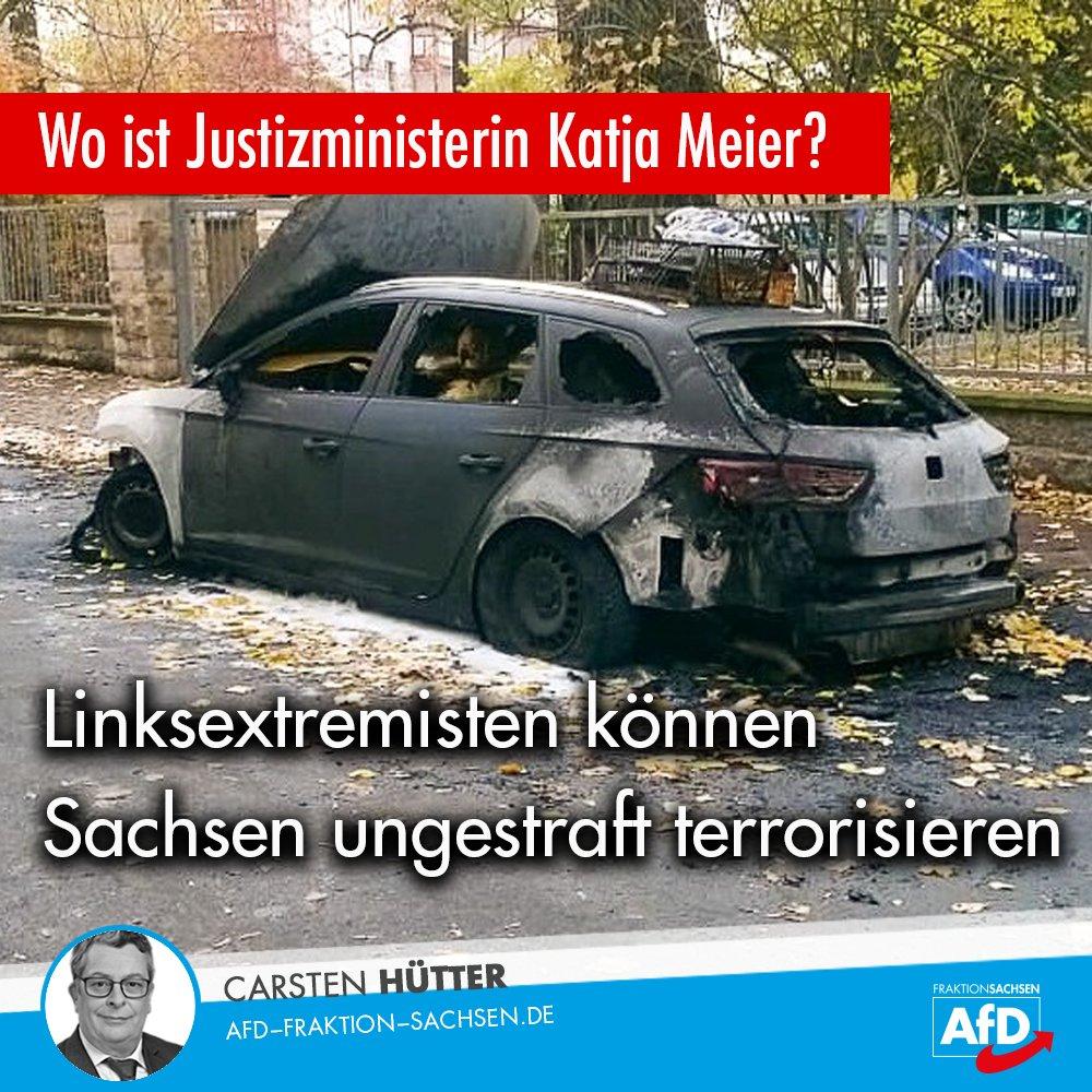 Wo ist Justizministerin Katja Meier? Linksextremisten können Sachsen ungestraft terrorisieren
