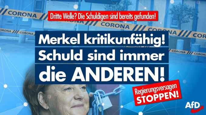 """Kuba-Syndrom"": Merkel versinkt beratungsresistent im Tunneldenken!"